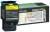 Lexmark C54x, X54x Rückgabe-Tonerkassette Gelb (ca. 1.000 Seiten)