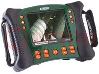 "Inspectiecamera; Display: LCD 5,6"" (640x480); IP57"
