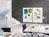 Glas-magneetbord artverum®_gl230_glasmagnetboard_artverum_office_arbeitsraum