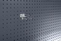 Zangenhalter 6mm T150 mm breite Grundplatte