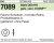 ISO7089 16/17x30x3