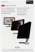 3M PF173W privacy filter zwart voor 43,9cm (17,3 ) 16:9