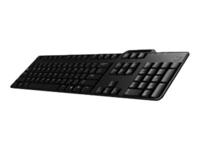 DELL 580-18366 Tastatur USB QWERTY US Englisch Schwarz