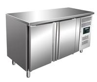 SARO Kühltisch Modell KYLJA 2100 TN Umluftkühlung mit Ventilator - Inhalt: ca.