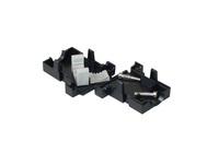 Gehäuse Kunststoff 15-P.SubD Schraub, Good Connections®