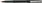 Tintenroller uni-ball® micro Strich: ca. 0,2 mm, Schreibfarbe: rot
