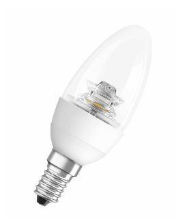 Osram LED lámpa, STAR CLASSIC B 40 CL E14 - 4052899911970