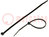Kabelbinder; L:203mm; W:4,6mm; polyamide; 215,5N; zwart; Ømax:55mm