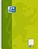 Oxford Collegeblock Schule A4+ 90g 220 x 295 mm, 80 Blatt liniert mit Rand links