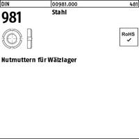 DIN 981 14 H KM 16 M 80 x 2 S