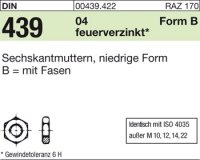 DIN439 BM30