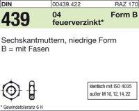 DIN439 BM20