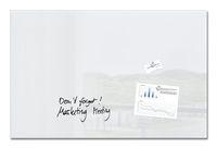 Sigel Glas-Magnettafel artverum®, super-weiß, 100 x 65 cm