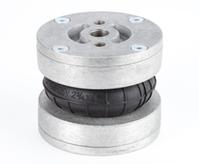 Bild für PM/31092 Balgzylinder (kompakt) d=9,25inch x 2 Faltenbälge