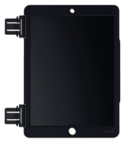 Blickschutz-Frontklappe Complete, für Multi-Case iPad Air, Querformat, schwarz
