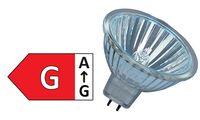 OSRAM Lampe halogène DECOSTAR 51 ALU, 20 Watt, GU5.3 (63000288)