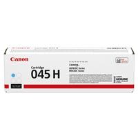 CANON Cartouche Laser 045H Cyan 1245C002