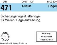 DIN471 - 8x0,8