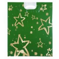 Artikeldetailsicht Sternenzauber grün-gold