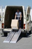 Rampe - Länge 2485 Breite 300 Tragkraft 1490 kg/Paar