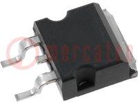 Estabilizador de tensión; Lineal, regulable; 1,2÷37V; 0,5A; SMD