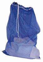 Robert Scott & Sons Drawstring Laundry Net Bag Nylon W620XD860mm Ref MWRDBB01L Blue [Pack 10]