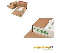Wellpapp - Wickelverpackung CP 35.06, 430x310x0-90mm