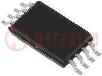Memoria; EERAM; 2048x8bit; 2,7÷3,6V; 1MHz; TSSOP8; Interfaccia: I2C