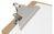 Schreibplatte MAULclassic, Hartfaser-Holz, A3 quer
