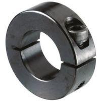 Huco Stahl Wellen-Klemmring Ein Teil, mit Spannschraube, für Wellen-Ø 35mm x 15mm