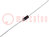 Diode: Zener; 5W; 6,2V; Verpackung: unverpackt; 017AA