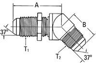 AEROQUIP 2042-16-16S Adapter