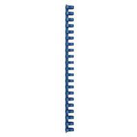 GBC Plastic inbindruggen 4028621 A4 19.0 mm Blauw 100 Stuks