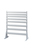 Rayonnages fixes à boîtes de rangement, non équipés, largeur 1030 mm