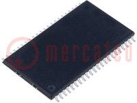 Memória; SRAM; 64kx16bit; 3,3V; 10ns; TSOP44
