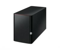 Buffalo LinkStation 220 NAS 4TB NAS 2x 2TB HDD 1x Gigabit RAID 0/1 Bild 1