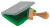 Stempelkissen 3E, getränkt, 50 x 70 mm, grün