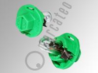 Kunststoffsockellampe, 12V, 2 Watt, Sockel BX8,4D
