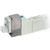 SMC SY5140-6L-Q Solenoid Valve