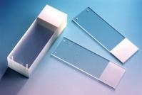 Microscope Slides SuperFrost\up6\fs14 ®\up0\fs18 Plus Colour white Edge finish ground 90°