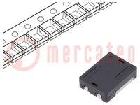 Filtro: contra interferencias; gran ancho de banda; Montaje: SMD