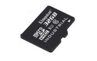 Kingston Technology Industrial Temperature microSD UHS-I 32GB memory card MicroSDHC Class 10