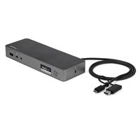 StarTech.com Dual 4K universeel laptop docking station USB-C / USB 3.0 100W PD