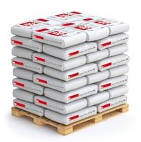 Streusalz, Auftaugranulat, Calciumchlorid, Wirkung bis unter -40°C, Sack je 25kg, Palette mit 10 Sack