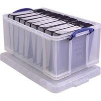 Really Useful Box Aufbewahrungsbox 64C 44x31x71cm 64l transparent