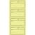 5 ETOILES Carnet pour 140 messages avec re�us d�tachables sur papier autocopiant