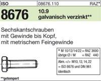 ISO8676 M10x1x35