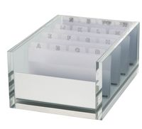Acrylic Business Card Box MAULacro