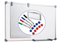 Whiteboard 2000 Complete Set 60 x 90 cm
