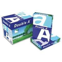 Ramette 500 feuilles papier extra blanc PREMIUM DOUBLE A A4 80G CIE 165